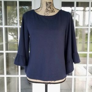 NWT Banana Republic | Bell Sleeve Top